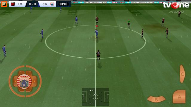 Dream League Soccer 2018 MOD Persija Base V 5.03 By Diptavir