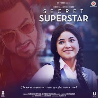 Secret Superstar - Aamir Khan Full Movie Mp3, Mp4, 3gp Song Download In HD