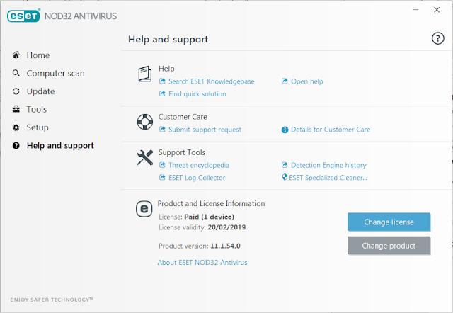 Download ESET NOD 32 Antivirus 11 Full Version