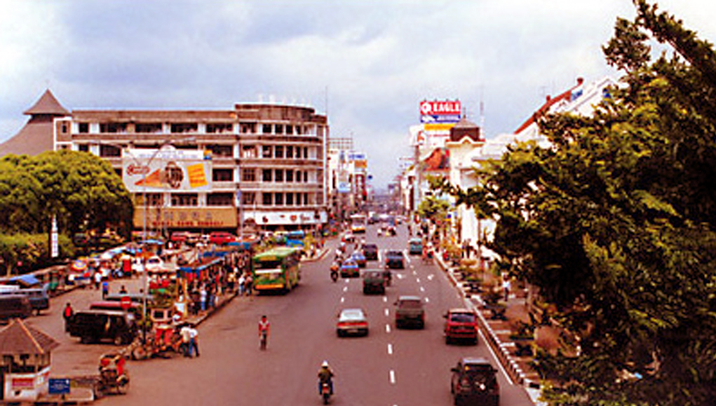 Foto Alun-Alun Bandung Tahun 80-an