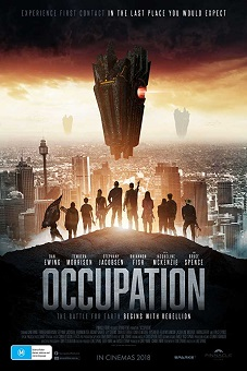 Occupation (2018) Full Hd Action Movie