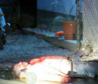 Ejecutan a balazos a empresario en Zamora, Michoacán