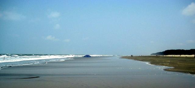 The Top Bangladesh Sea Beach Cox's Bazar