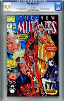 New Mutants #98 Image. Click to read article Are CGC Comics A Good Investment?