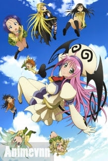 To Love-Ru - ToLoveRu Trouble SS2 2013 Poster