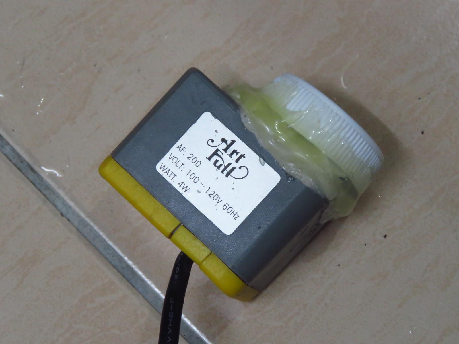 林宣安老師_創意教具DIY: 除濕機變身小冷氣之水循環系統