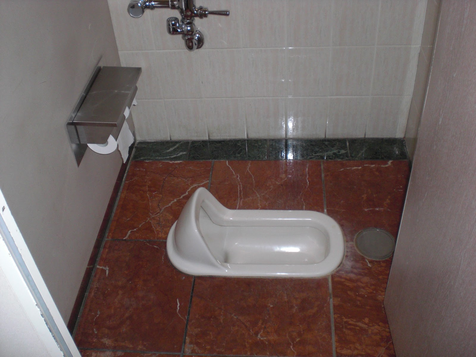 Indian style toilet design interior home design home Bathroom tiles design in kerala
