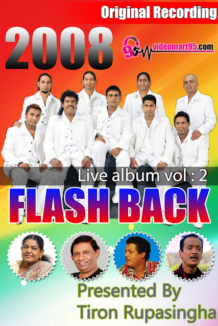 FLASHBACK 2008 LIVE ALBUM VOL 2