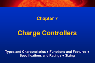Learn Solar PV Systems:7- Charge Controllers