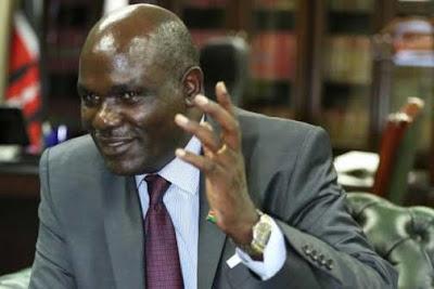 IEBC Chairman Wafula Chebukati statement. PHOTO | FILE