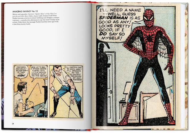 The Little Book of Spider-Man 1