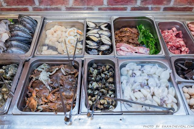 MG 9724 - 熱血採訪│台中第1間泰國流水蝦就在泰夯蝦!全台首創18米玻璃透明LED水道,還有熟食沙拉熱炒海鮮時蔬甜點冰淇淋吃到飽