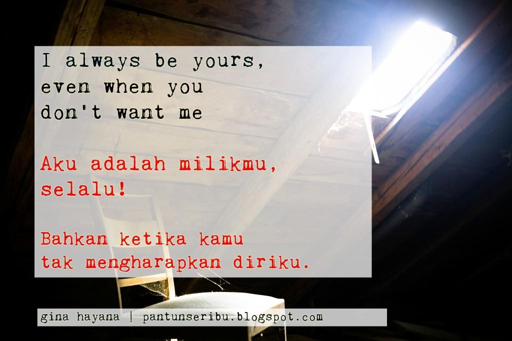 Kata Bijak Cinta Bertepuk Sebelah Tangan Bahasa Inggris Dan Artinya Muhammad Zakky Muhammad Hanafi Muhammad Alfatih