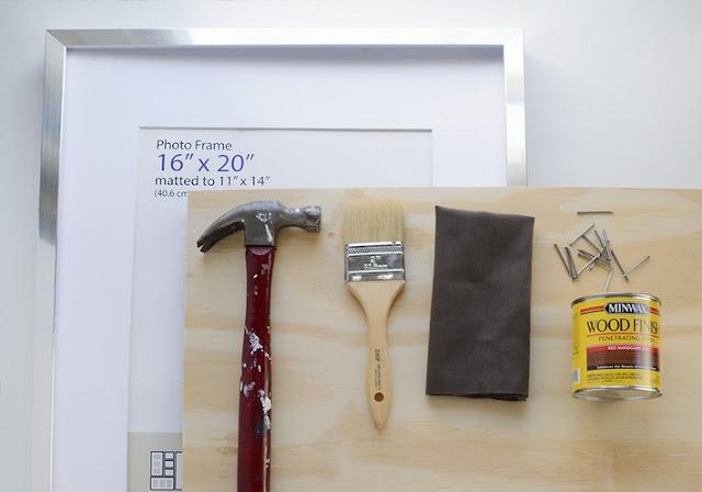 Aufbewahrung für Küche selbermachen – Bestecke griffbereit aufhängen