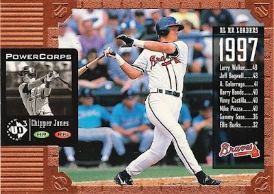 1998 UD3#148 Chipper Jones