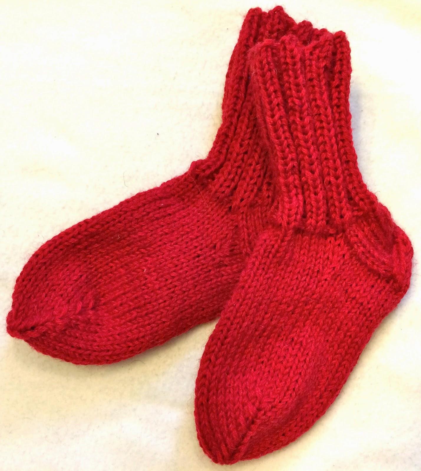 2c87d8cf Sokker etter oppskrift fra Sandnesgarn | Tante Mias hobbyblogg
