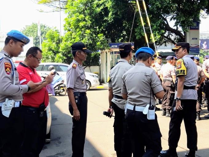 Jelang Sidang Vonis Hercules, Polisi Siagakan Ratusan Personel