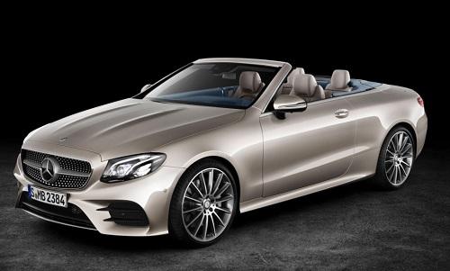 Mobil Mercedes terbaru