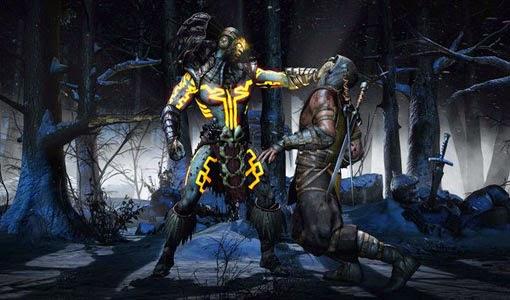 لعبة مورتال كومبات إكس Mortal Kombat X