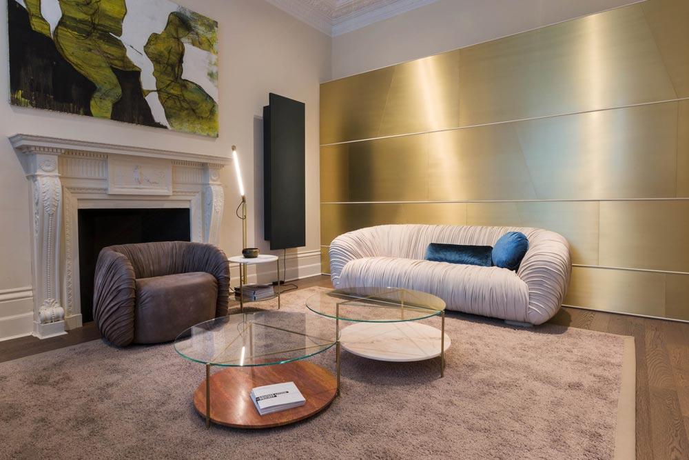 Laurameroni ha aperto a Londra un inedito spazio espositivo per architetti e designer
