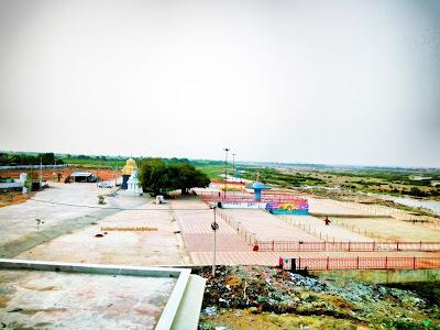 Sri Beechupally Anjaneya Temple Photos