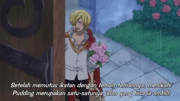 One Piece Episode 817 Subtitle Indonesia