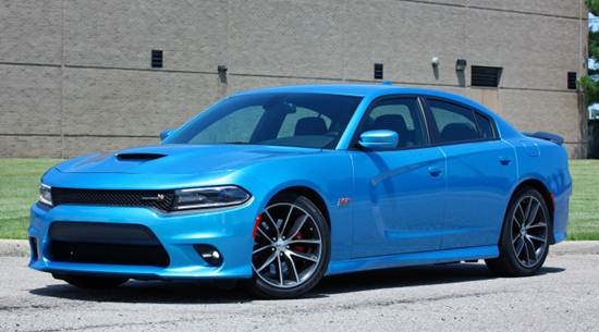 2016 Dodge Charger RT Scat Pack Release Date
