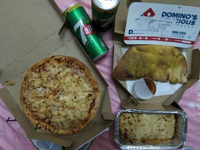 Domino's Pizza, It's All About You, Domino's Malaysia, Aloha Chicken, Favorite Pizza