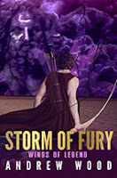Storm of Fury, Andrew Wood, world building