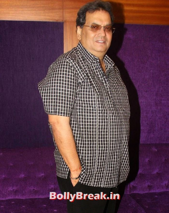 Subhash Ghai, Pics from Punjabi Movie 'Double Di Trouble' Special Screening