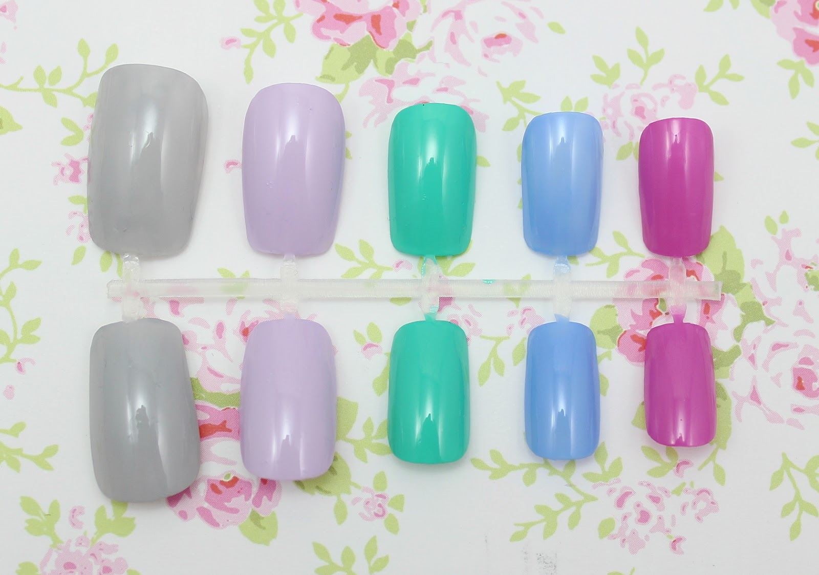 Models Own Hypergel Polishes swatches
