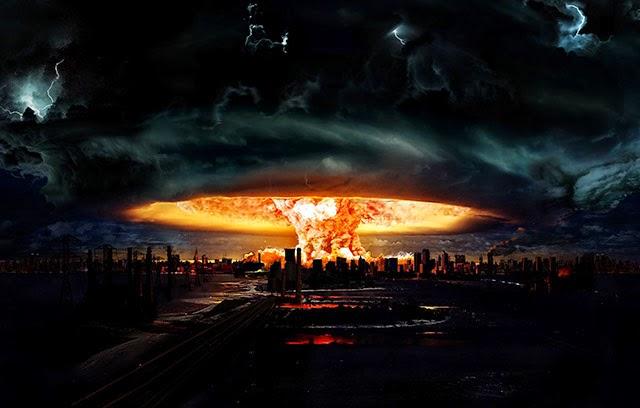 projeto manhattan, bomba nuclear, explosão nuclear