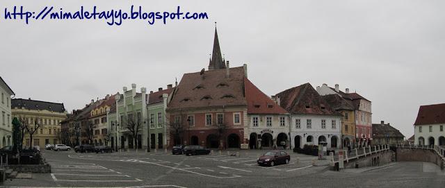 Piata Mica de Sibiu