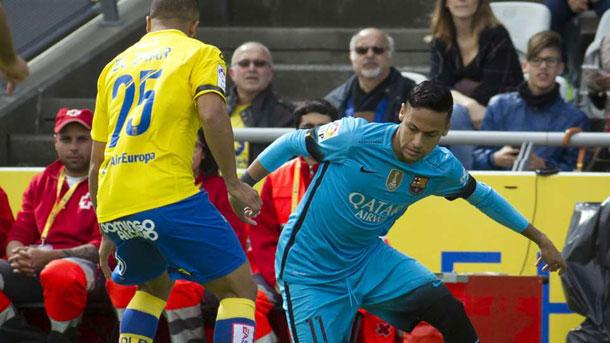 No te pierdas todos los goles del Las Palmas-FC Barcelona