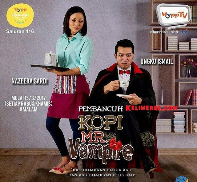 Drama Pembancuh Kopi Mr. Vampire Episode 1 - Episode 30 (Tonton Full Episode)