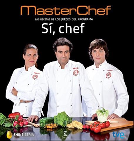Sí, Chef: Las recetas de los jueces del programa