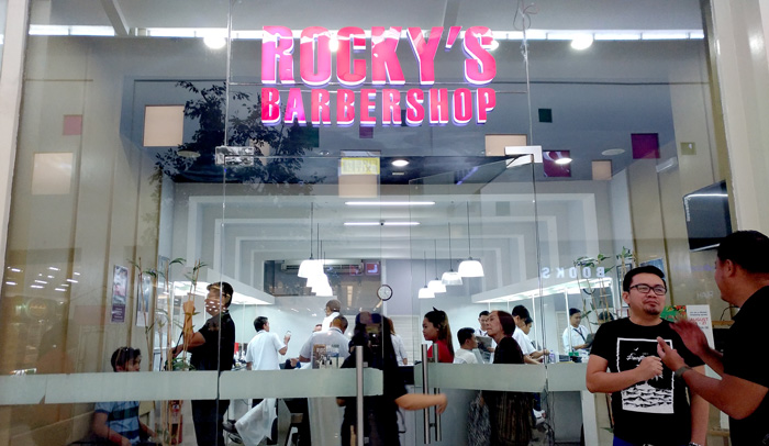 Rocky's Barbershops offer sweet treats this Kadayawan
