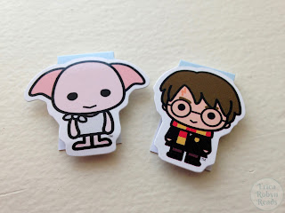 Harry Potter & Dobby Bookmarks