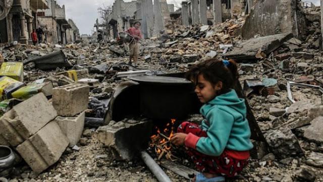Kapan Kejahatan Kemanusiaan di Suriah Berakhir?