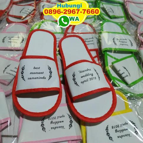sandal hotel bahan handuk 52971