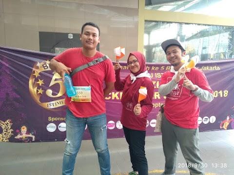 Hangatnya Ibu Kota di Amazing Race 2018 Backpacker Jakarta
