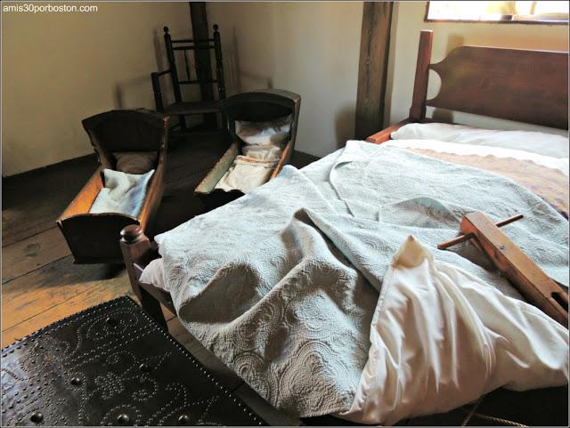 Dormitorio de los Niños de la Casa de las Brujas, Salem