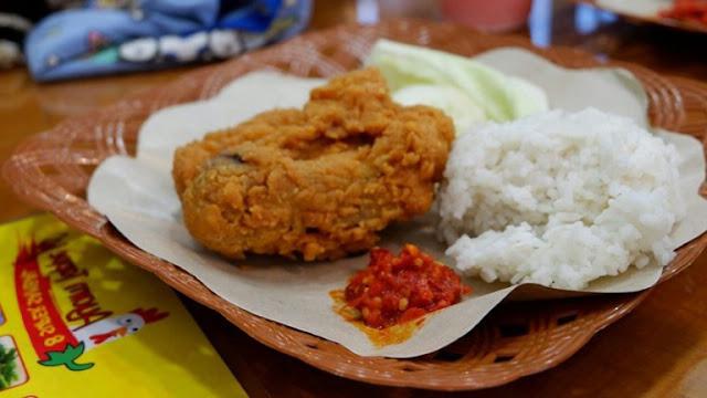 Sensasi Sambal Ekstra Pedas Ayam Tappe Jo