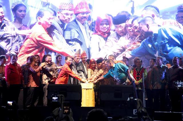 Hadirkan Artis Ibukota, Ery Buka PRSU 2017