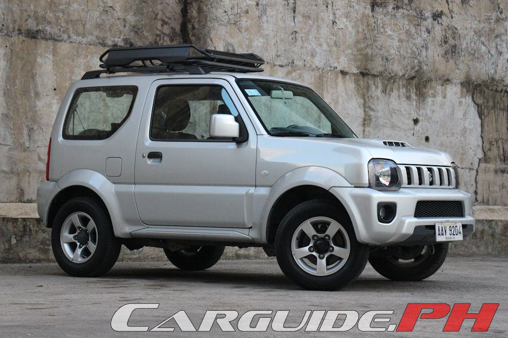 Review 2016 Suzuki Jimny Jlx M T Philippine Car News Car Reviews