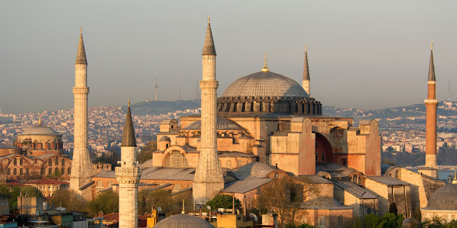 Basílica Santa Sofia em Istambul