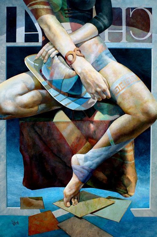 324db9e88 Artodyssey: Rodolfo Ledel