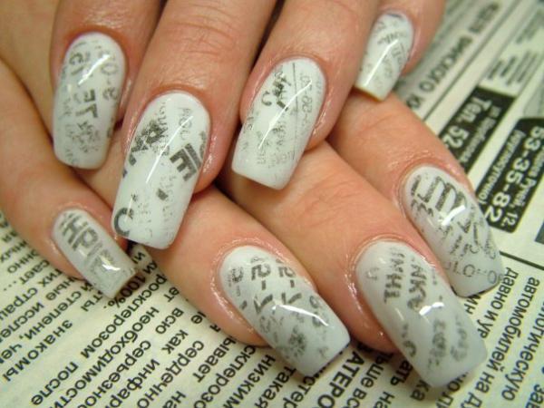 diseños de esmalte para uñas