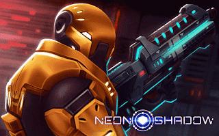 8. Neon Shadow