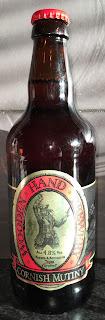 Cornish Mutiny (Wooden Hand Brewery)